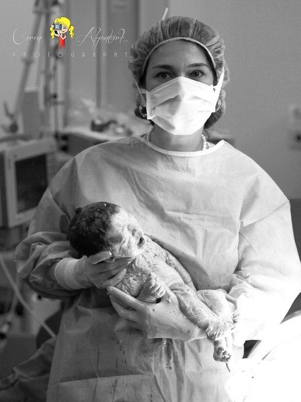 doğum fotoğrafçısı - doğum anı (1)